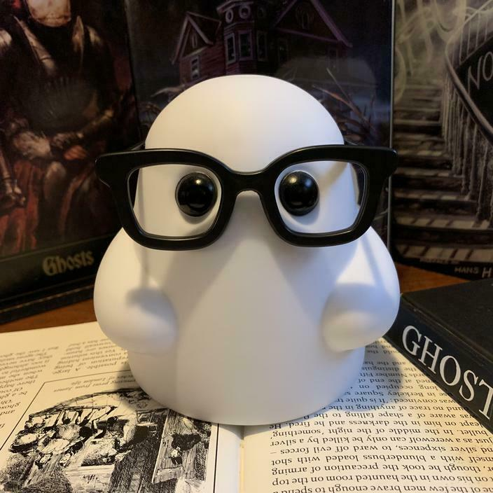Bimtoy Tiny Ghost Nerdy Ghost Reis O'Brian Limited Edition