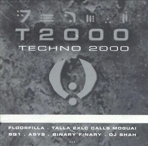 Details about Various Artists : Techno 2000 2 CD