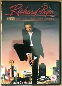 Richard Pryor Live On The Tramonto Strappo DVD 1982 Cabaret Concerto Film