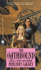 Vows and Honor: The Oathbound 1 by Mercedes Lackey (1988, Paperback)