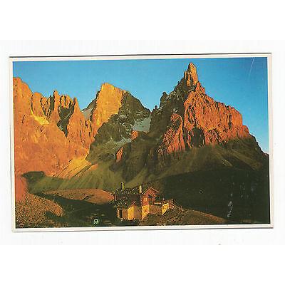 Ak Italien Dolomiten Baita Segantini Gruppo delle Pale Sehr guter Zustand
