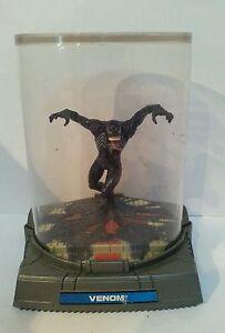 SPIDER-MAN-Venom-Titanium-Die-Cast-Action-Figure-Marvel-2007-Collectible-Toy