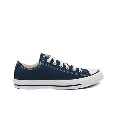 ALL STAR CONVERSE CHUCK TAYLOR M9697 OX NAVY LOW CANVAS SHOE UNISEX