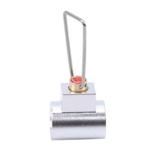 Outdoor Gas Tank Inflation Valve Flat Gas Tank Refill Adapter Connector Tools IT