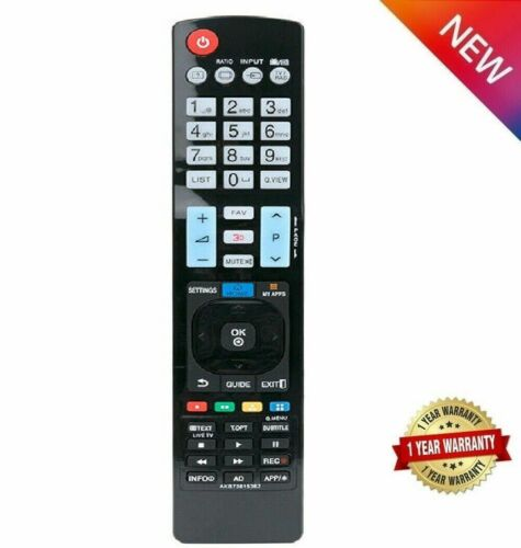 AKB73756504 Remote Control for LG 60LA8600 60PH6700 37LE5300 55LE5300 42LH3000