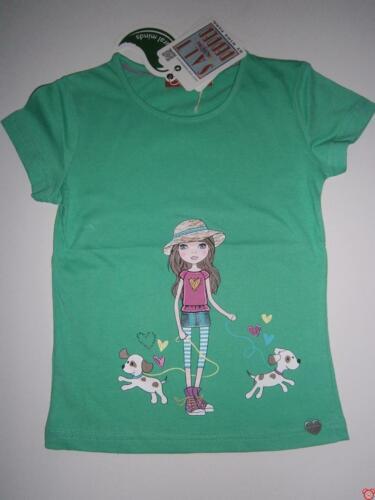 "Salt /& Pepper T-Shirt /""Happy Hearts/"" Hunde mint 53112253 NEU"