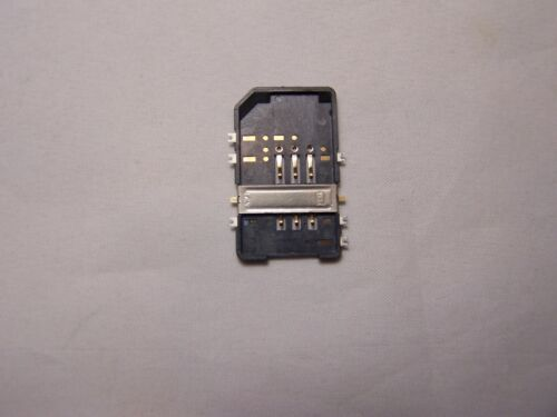 1Pc. SMD//SMT 6 pin 1.5mm  Sim Card Connector Tray Type LCN