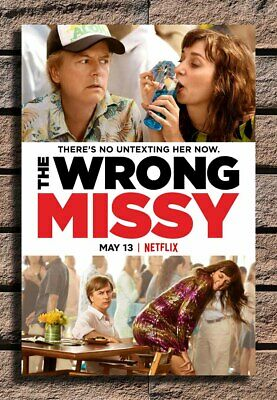 D-247 The Wrong Missy TV Movie 2020 Art 14x21 24x36 Silk Poster