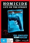 Homicide - Life On The Street : Series 1 (DVD, 2009, 4-Disc Set)
