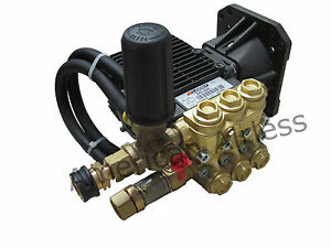Comet Zwd4040 High Quality Pressure Washer Pump And Assembly