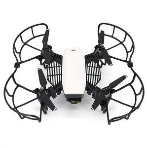 Black Propeller Guard & Landing Gear & Finger Fans Guard For DJI Spark Drone