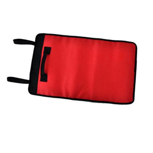 Car Portable Tool Bag Screwdriver Roll Bag Case Pouch Wallet Pocket Reels Pocket