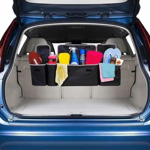 High Capacity Multi-use Oxford Car Seat Back Organizers For Interior Accessories