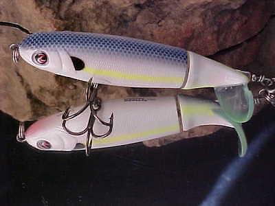 "River2Sea 4 3//8/"" Larry Dahlberg Series WHOPPER PLOPPER WPL110-28 for Bass//Pike"