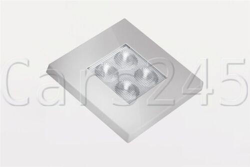 4-LED/'s Interior Lamp Light Frame Square Frame Waterproof IP68 2.8W 12V 24V