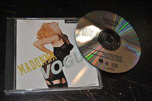 CD-MAXI-SINGLE-MADONNA-VOGUE-1990-USA-WARNER