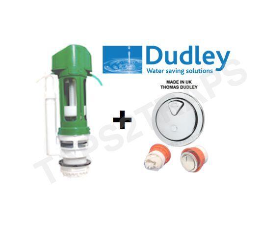 Dudley dual flush citerne Kit de réparation Vantage & miniflo citerne 315921 +316723
