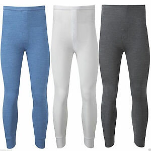 Mens-Thermal-Trousers-Long-Johns-Warm-Underwear-Baselayer-S-M-L-XL-XXL-Thermals
