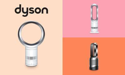 Dyson Refurb Fan and Air Purifier