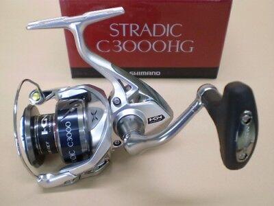 New Shimano Stradic 1000 6.0:1 Spinning Fishing Reel ST-1000HGFK