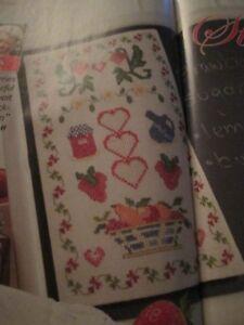 039-Strawberry-Stitches-039-Jane-Greenoff-Cross-Stitch-Chart-Only