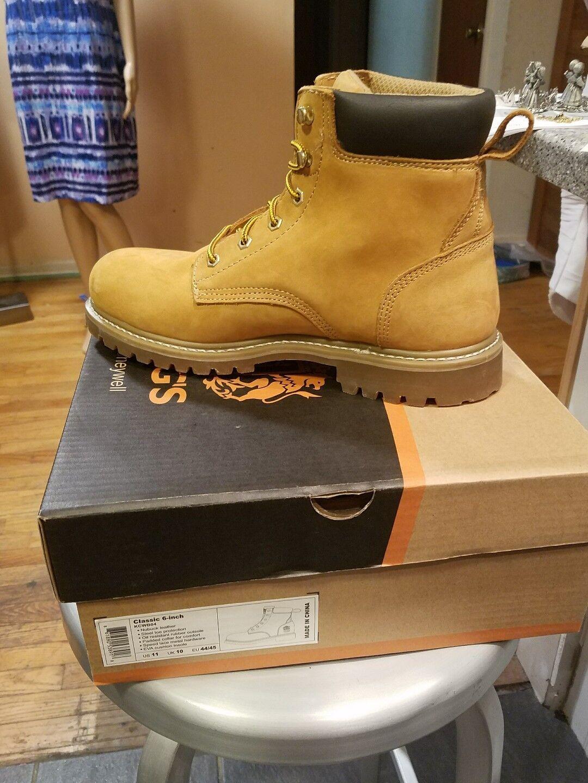 6 pulgadas Clásico Kings by Honeywell Color Bronceado botas De Trabajo de EE. UU.