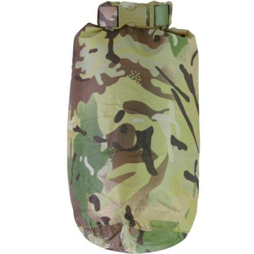ARMY LIGHTWEIGHT DRY SACK 2 4 10 15 25 40L WATERPROOF RUCKSACK LINER DRY BAG MTP