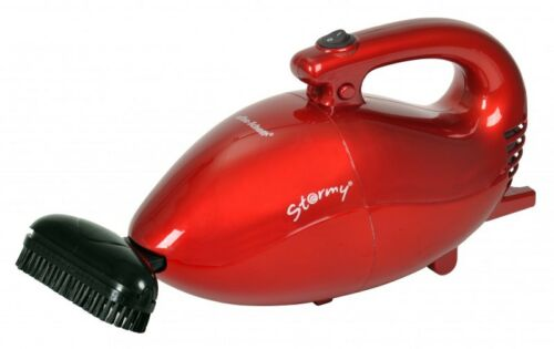 accesorios Mano aspiradora autosauger taller aspirador metalizado rojo 800w nuevo 15081