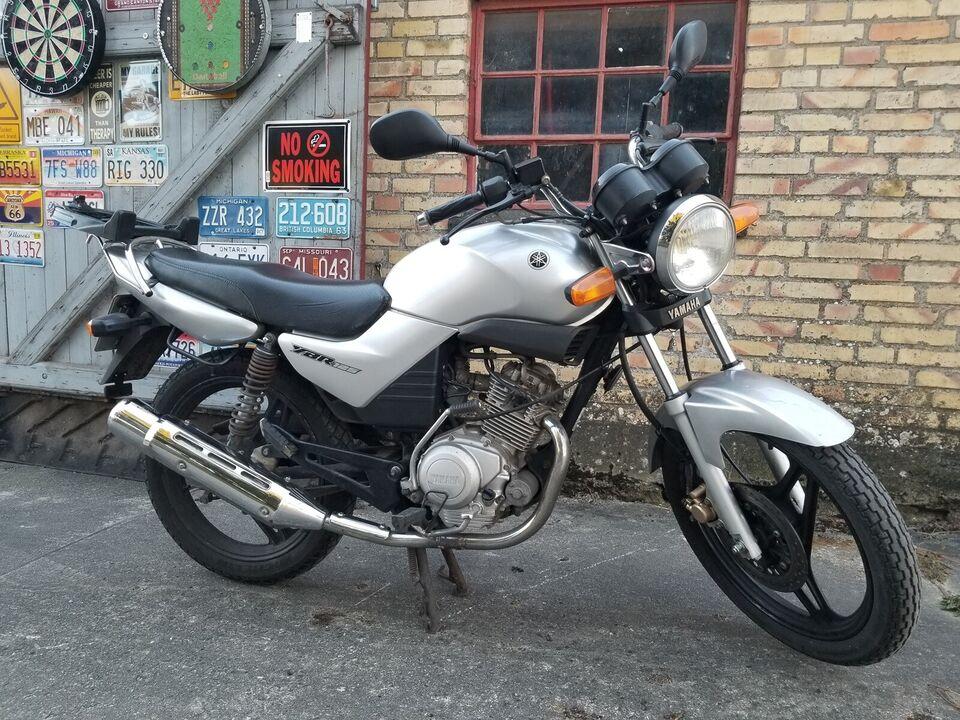 Yamaha, YBR125, 124 ccm