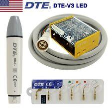 Woodpecker Dental Ultrasonic Piezo Scaler Build In Dte V3 Led Handpiece Satelec