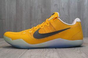 new style 40ebf 3d495 Image is loading 26-RARE-New-Nike-Kobe-XI-TB-Gold-