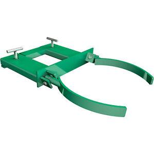Valley-Craft-Drum-Snatcher-Mechanical-Forklift-Attachment-800-lb-Cap-F87398A2