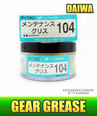 <DAIWA> Gear Grease 104 - GA0006