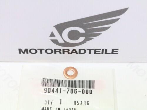 Honda Unterlegscheibe 6 mm Lichtmaschinen Abdeckung Steuerketten Spanner Genuine