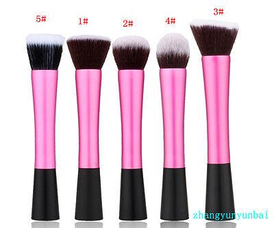 Professional Stipple Cosmetic Makeup Powder Blush Foundation Brush Tool Face