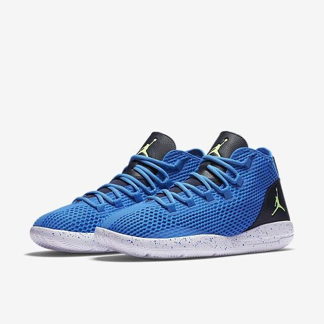 NikeAir Jordan Reveal Azul Azul Azul Negro Blanco 2018 Hombre's Basketball Zapatos 834064406 463142