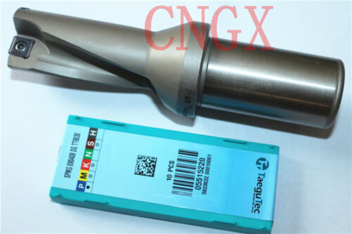 29mm-3D with+2PCS SPMG090408 1P C32-3D29-91SP09 U drill// indexable drill