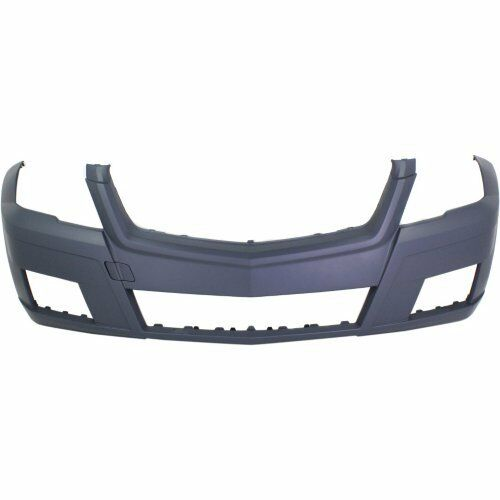 GLK350 10-12 FRONT BUMPER COVER,Prmd,w//o AMG Styling//OOR Pkgs,w//o Parktronic