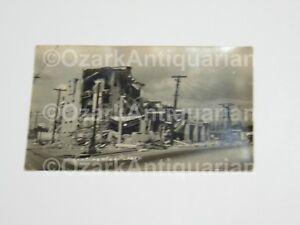 Long Beach California 1933 earthquake Continental Bakery