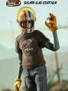 TStoys 1//6 action figure ATOM CATS Rorty Radiation 4 computer game
