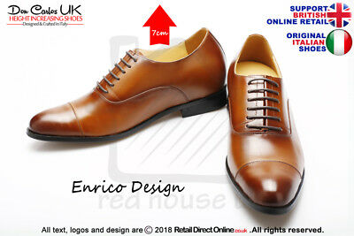 Elevator Altitude ShoesHeight Increasing ShoesItalian design and crafted