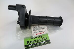 KAWASAKI-KX500-88-04-GENUINE-THROTTLE-COMPLETE