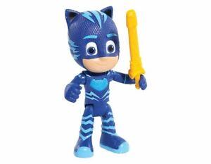 PJ Masks Deluxe 15CM Parlare Figura Cat Boy