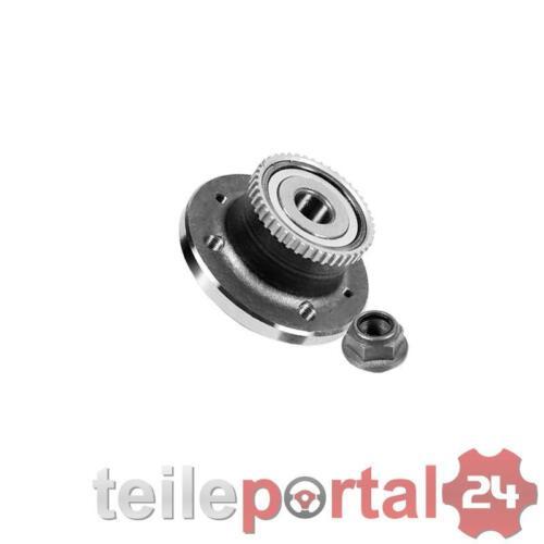 1x Radlagersatz Renault Laguna I Hinten für Trommelbremse