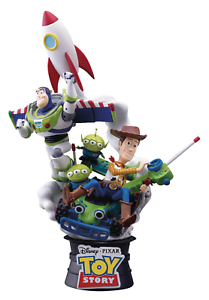 Toy Story DS-007 D-Select Series PX 6 inch Statue Beast Kingdom
