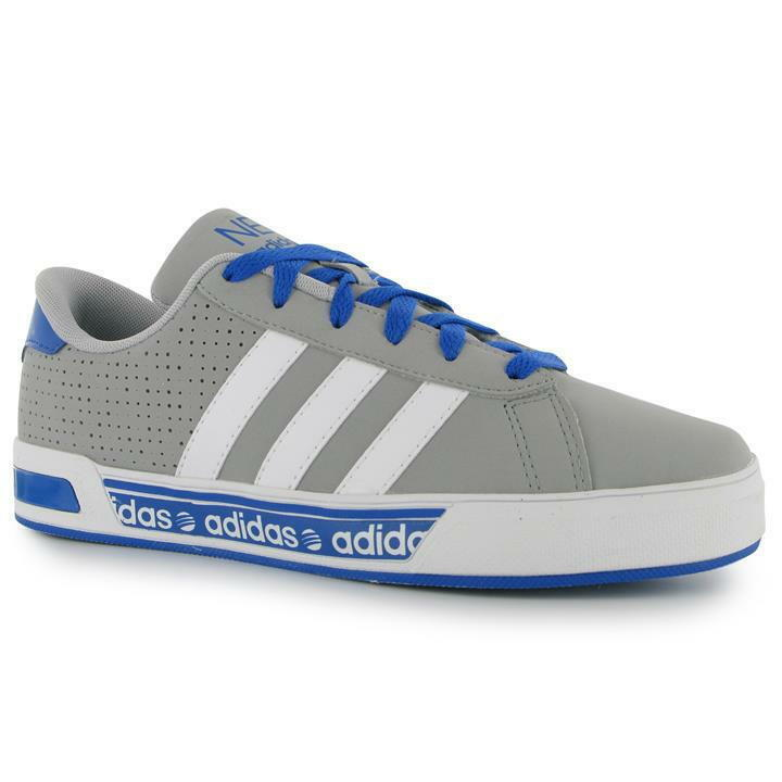 Adidas Daily Mono Baskets Homme UK 12 US 12.5 EUR 47 1/3 REF 1057 =-