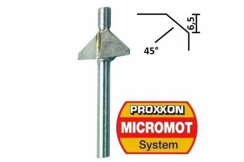 PROXXON 29044 Fraise d/'angle 45°