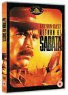 Return of Sabata 5050070028362 With Lee Van Cleef DVD Region 2