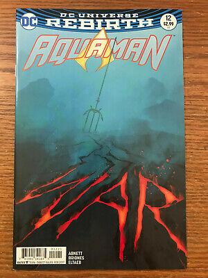 1st Print DC Aquaman 8 # 7 Joshua Middleton Variant Vol