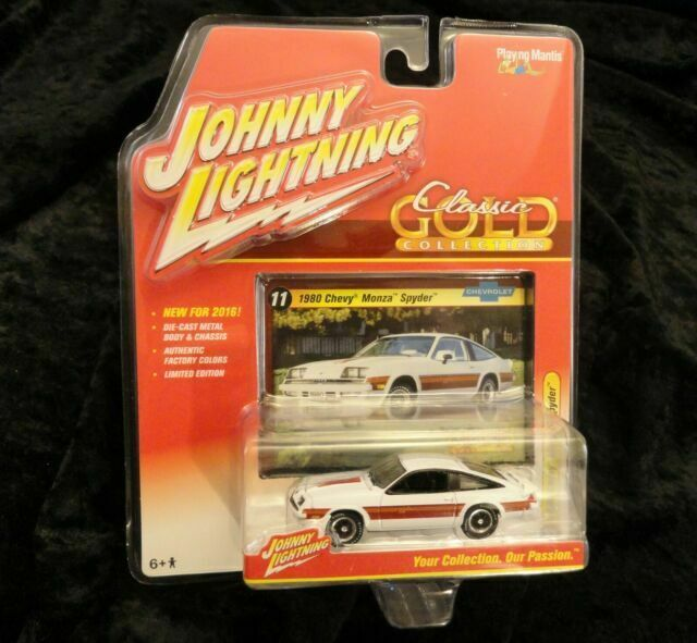 MIP Johnny Lightning 1980 80 DATSUN 280 ZX IMPORT CAR GOLD Version B